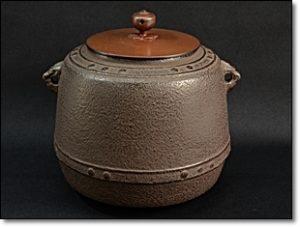 茶道具 釜