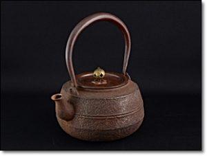 鉄瓶 南部鉄器鉄瓶 茶道具