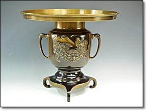 うすばた 銅製