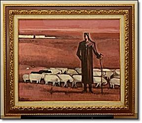 羊と人 神戸文子