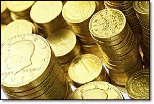 アンティーク 海外 金貨