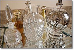 アンティーク 香水 小瓶