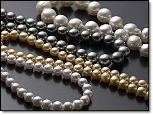 数珠 装飾品 黒真珠