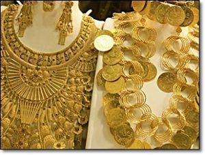 金 ネックレス 装飾品