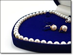 真珠 ネックレス イヤリング