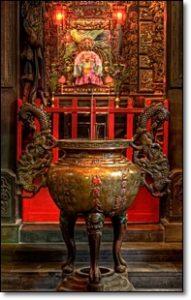 骨董 寺院 香炉