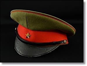 旧日本軍 軍帽子 陸軍 将校 星