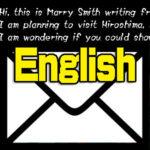 英語メール対応