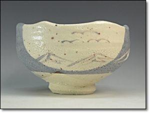 志野 茶碗