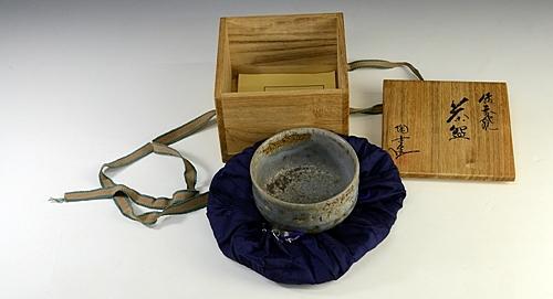 備前焼 小西陶古作 抹茶茶碗